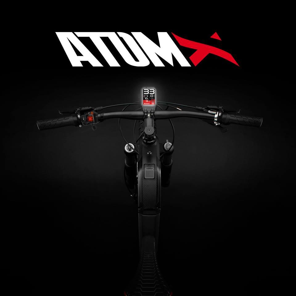 ATOM X - ANTICIPAZIONE MOTORE